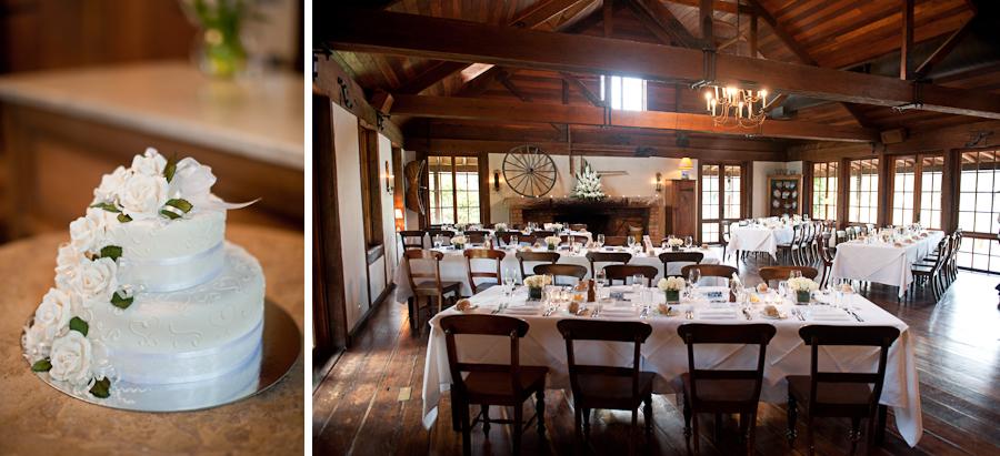 des  u0026 deirdre u0026 39 s wedding roberts restaurant hunter valley